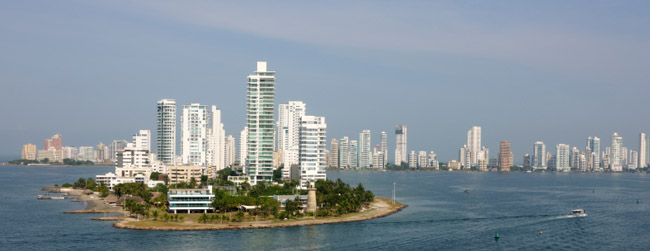 Cheap Vacations to Cartagena, Columbia