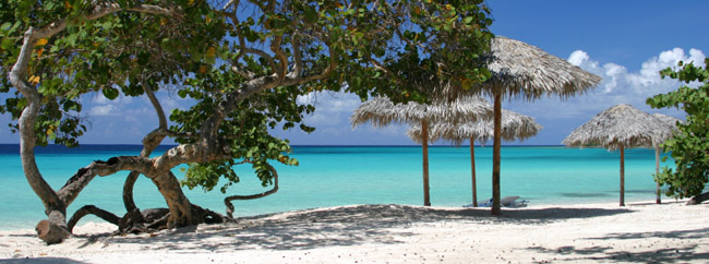 Packages to Cayo Largo, Cuba