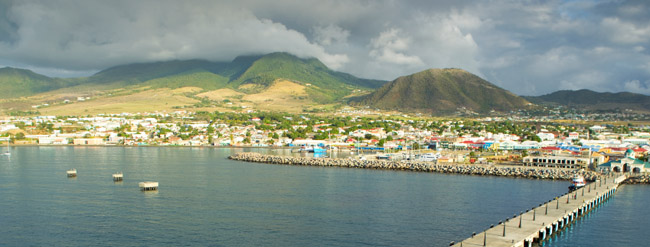 Packages to Saint Kitts