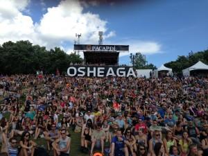 osheaga, grass
