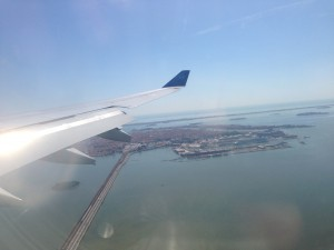 plane, island