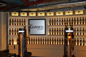 guinness display