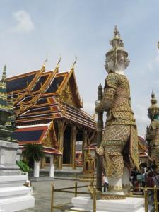 bangkok, temple