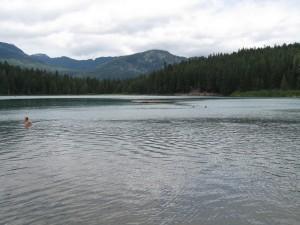 whistler, lake